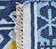 Jaipur Rugs - Flat Weave Wool Blue PDWL-445 Area Rug Prespective - RUG1098489