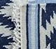 Jaipur Rugs - Flat Weave Wool Blue PDWL-448 Area Rug Prespective - RUG1098492