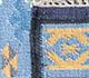 Jaipur Rugs - Flat Weave Wool Blue PDWL-451 Area Rug Prespective - RUG1098495