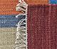Jaipur Rugs - Flat Weave Wool Red and Orange PDWL-457 Area Rug Prespective - RUG1098502