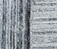 Jaipur Rugs - Hand Loom Wool Grey and Black PHWL-119 Area Rug Prespective - RUG1077798