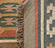 Jaipur Rugs - Flat Weave Jute Red and Orange PX-2102 Area Rug Prespective - RUG1107063