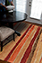 Jaipur Rugs - Hand Knotted Wool and Viscose Red and Orange AAA-11 Area Rug Roomscene shot - RUG1028027