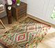 Jaipur Rugs - Flat Weave Wool Multi AFDW-35 Area Rug Roomscene shot - RUG1090952