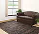 Jaipur Rugs - Flat Weave Wool Beige and Brown CX-2357 Area Rug Roomscene shot - RUG1053856
