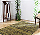Jaipur Rugs - Flat Weave Wool Green CX-2357 Area Rug Roomscene shot - RUG1053841