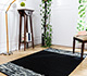 Jaipur Rugs - Flat Weave Wool Blue CX-2357 Area Rug Roomscene shot - RUG1053842