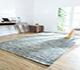 Jaipur Rugs - Hand Tufted Wool Blue CX-2630 Area Rug Roomscene shot - RUG1079883