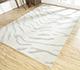Jaipur Rugs - Hand Tufted Wool and Viscose Ivory CX-2948 Area Rug Roomscene shot - RUG1090350