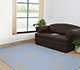 Jaipur Rugs - Flat Weave Wool Blue DW-108 Area Rug Roomscene shot - RUG1040255