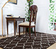 Jaipur Rugs - Flat Weave Wool Beige and Brown DW-162 Area Rug Roomscene shot - RUG1060322