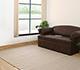 Jaipur Rugs - Flat Weave Wool Beige and Brown DWL-01 Area Rug Roomscene shot - RUG1032634