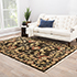 Jaipur Rugs - Hand Knotted Wool Beige and Brown EPR-29 Area Rug Roomscene shot - RUG1018114