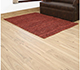 Jaipur Rugs - Flat Weave Jute Red and Orange GI-07 Area Rug Roomscene shot - RUG1030430