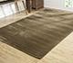 Jaipur Rugs - Hand Loom Wool and Viscose Beige and Brown HWV-2000 Area Rug Roomscene shot - RUG1088055