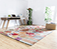 Jaipur Rugs - Hand Tufted Wool Multi LET-1149 Area Rug Roomscene shot - RUG1064086