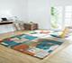 Jaipur Rugs - Hand Tufted Wool Multi LET-1187 Area Rug Roomscene shot - RUG1064893
