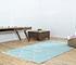 Jaipur Rugs - Flat Weaves Wool and Gota Green PDCG-14 Area Rug Roomscene shot - RUG1086682