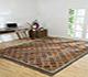 Jaipur Rugs - Flat Weave Jute Grey and Black PDJT-110 Area Rug Roomscene shot - RUG1107053