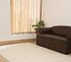 Jaipur Rugs - Flat Weave Wool Blue PDWL-07 Area Rug Roomscene shot - RUG1033559