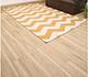 Jaipur Rugs - Flat Weaves Wool Red and Orange PDWL-122 Area Rug Roomscene shot - RUG1050755