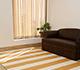 Jaipur Rugs - Flat Weaves Wool Red and Orange PDWL-125 Area Rug Roomscene shot - RUG1050753