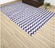Jaipur Rugs - Flat Weave Wool Blue PDWL-126 Area Rug Roomscene shot - RUG1050795