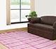 Jaipur Rugs - Flat Weave Wool Pink and Purple PDWL-21 Area Rug Roomscene shot - RUG1033577