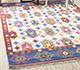 Jaipur Rugs - Flat Weaves Wool Ivory PDWL-356 Area Rug Roomscene shot - RUG1098480