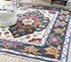 Jaipur Rugs - Flat Weave Wool Ivory PDWL-359 Area Rug Roomscene shot - RUG1098481