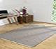 Jaipur Rugs - Flat Weave Wool Ivory PDWL-428 Area Rug Roomscene shot - RUG1091634