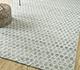 Jaipur Rugs - Flat Weave Wool Green PDWL-433 Area Rug Roomscene shot - RUG1098164