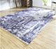 Jaipur Rugs - Hand Loom Viscose Blue PHPV-99 Area Rug Roomscene shot - RUG1084221