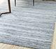 Jaipur Rugs - Hand Loom Wool Grey and Black PHWL-119 Area Rug Roomscene shot - RUG1077798