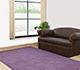 Jaipur Rugs - Hand Loom Wool Pink and Purple PHWL-56 Area Rug Roomscene shot - RUG1057819