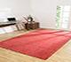 Jaipur Rugs - Hand Loom Wool Red and Orange PHWL-77 Area Rug Roomscene shot - RUG1060891