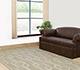 Jaipur Rugs - Hand Loom Wool Green PHWL-96 Area Rug Roomscene shot - RUG1064712