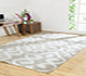 Jaipur Rugs - Hand Knotted Wool and Viscose Grey and Black PKWV-11 Area Rug Roomscene shot - RUG1064939