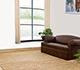Jaipur Rugs - Flat Weaves Hemp Beige and Brown PX-01 Area Rug Roomscene shot - RUG1039903