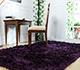 Jaipur Rugs - Shag Synthetic Fiber Pink and Purple PX-1371 Area Rug Roomscene shot - RUG1038670