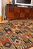 Jaipur Rugs - Flat Weave Jute Ivory PX-2109 Area Rug Roomscene shot - RUG1039328