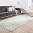 Jaipur Rugs - Hand Knotted Wool and Viscose Blue PX-2139 Area Rug Roomscene shot - RUG1040858