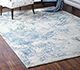 Jaipur Rugs - Hand Knotted Wool and Bamboo Silk Ivory SRB-713 Area Rug Roomscene shot - RUG1074127