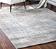Jaipur Rugs - Hand Knotted Wool and Bamboo Silk Ivory SRB-715 Area Rug Roomscene shot - RUG1075103