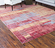 Jaipur Rugs - Hand Knotted Wool and Bamboo Silk Gold SRB-738 Area Rug Roomscene shot - RUG1092491