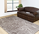 Jaipur Rugs - Hand Tufted Wool Grey and Black TAC-401 Area Rug Roomscene shot - RUG1030156