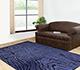 Jaipur Rugs - Hand Tufted Wool Blue TAC-401 Area Rug Roomscene shot - RUG1030157