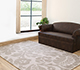 Jaipur Rugs - Hand Tufted Wool Ivory TAC-405 Area Rug Roomscene shot - RUG1030141