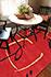 Jaipur Rugs - Hand Tufted Wool Red and Orange TAC-96 Area Rug Roomscene shot - RUG1018771