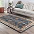 Jaipur Rugs - Hand Tufted Wool Blue TAC-966 Area Rug Roomscene shot - RUG1018854